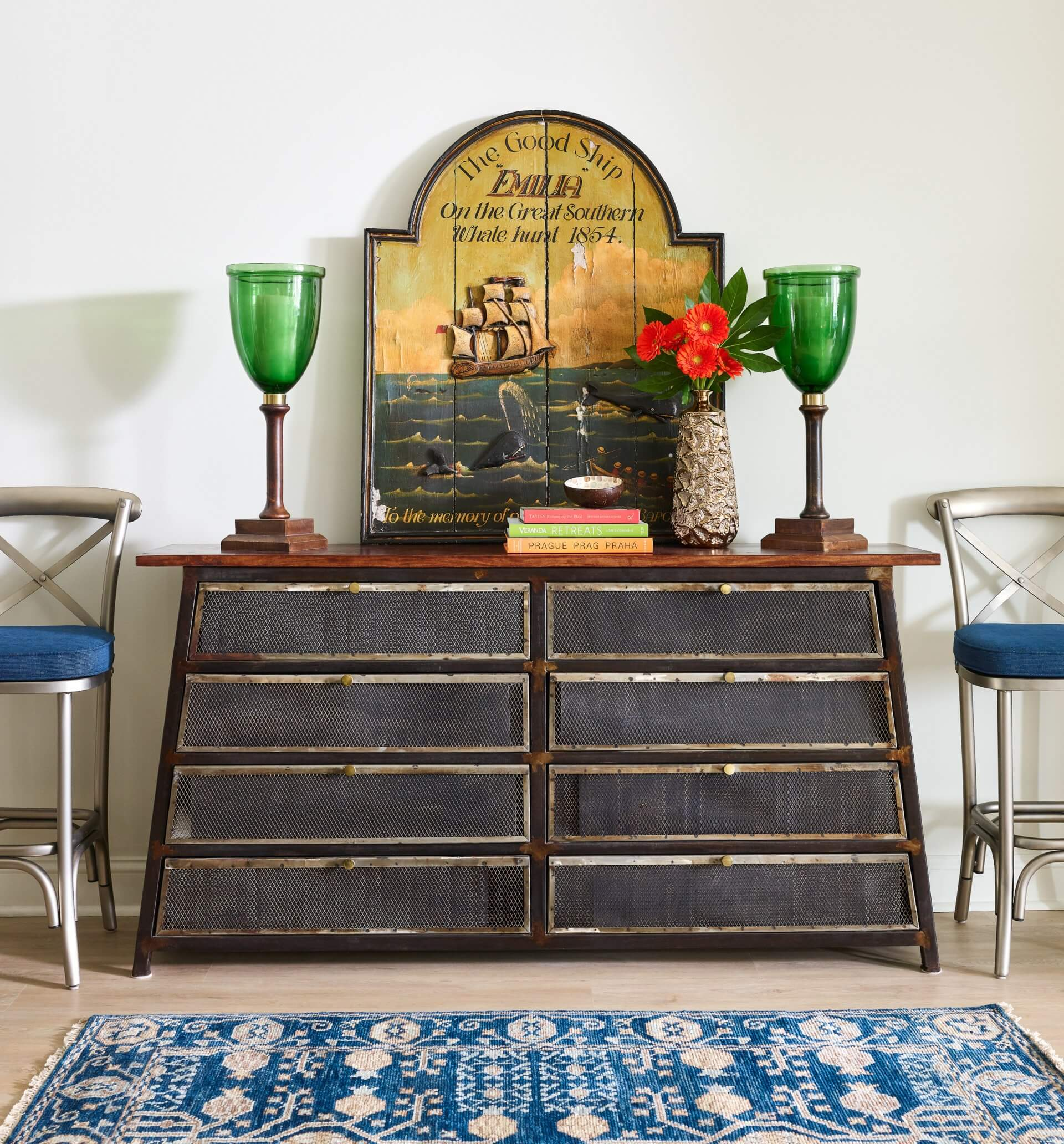 Lwinteriors Pied A Terrecharlestown Console Small