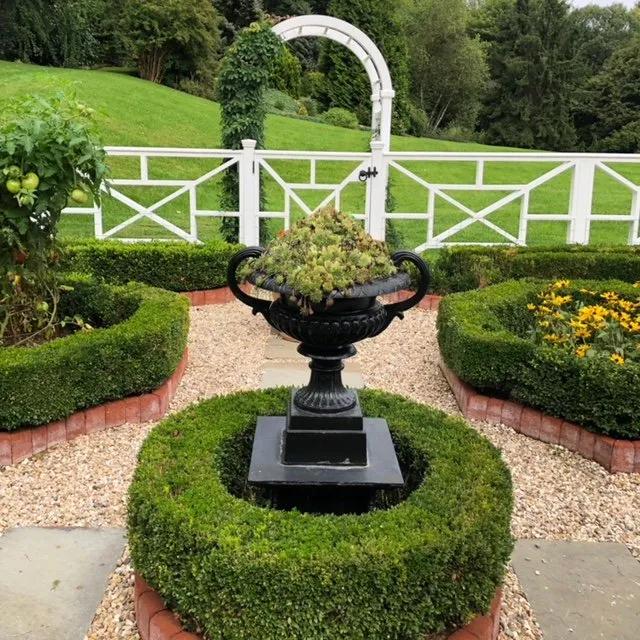 Taking Design Outside – The Garden Conservancy