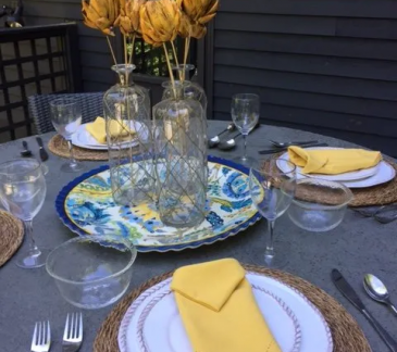 For the Table-Summer Entertaining