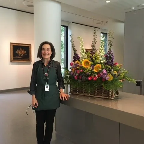 A Week in the Life of an MFA Flower Designer