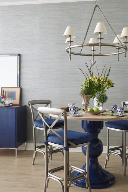 dining-table-bar-stools-bar-cart-living-room-design
